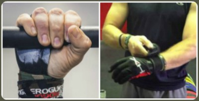 Gloves and Grips Image